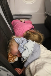 Don't you just love them a little bit more when they are asleep!?
