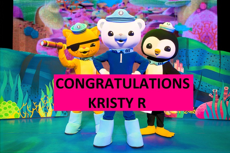 Octonauts WINNER