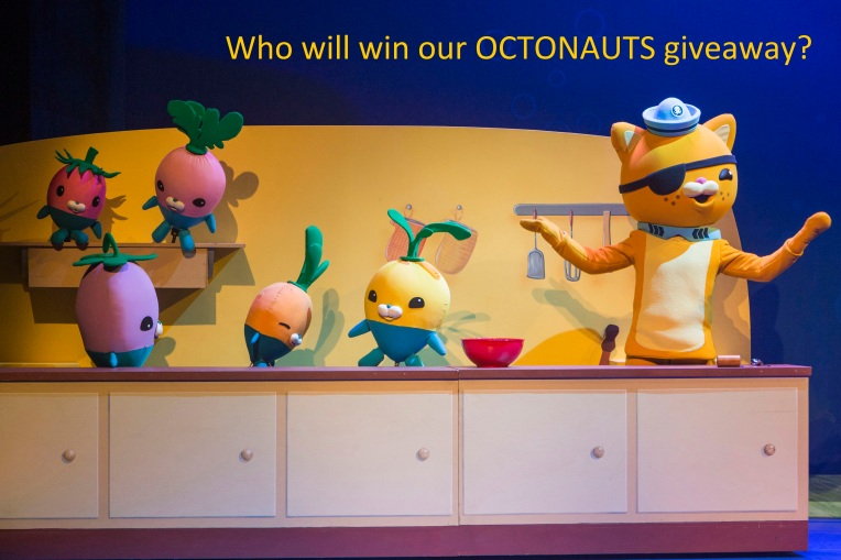 OctonautsLive who will win