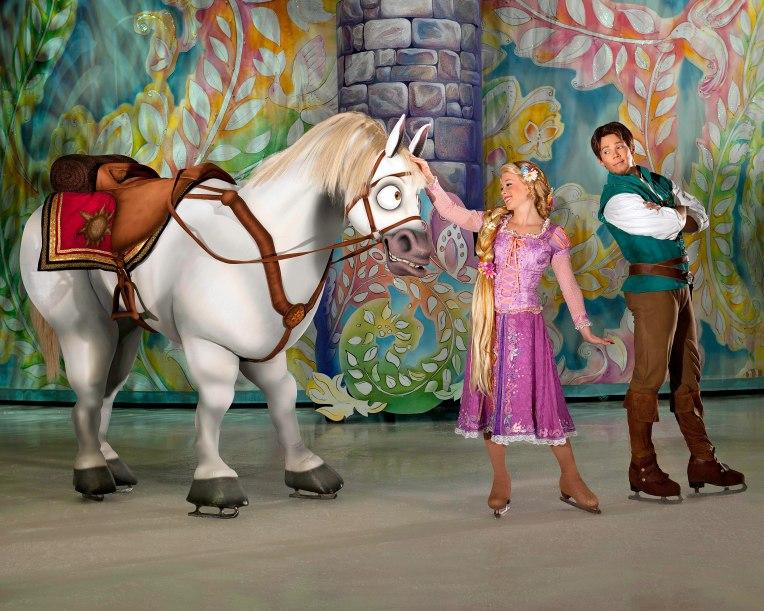 Rapunzel Flynn & Maximus