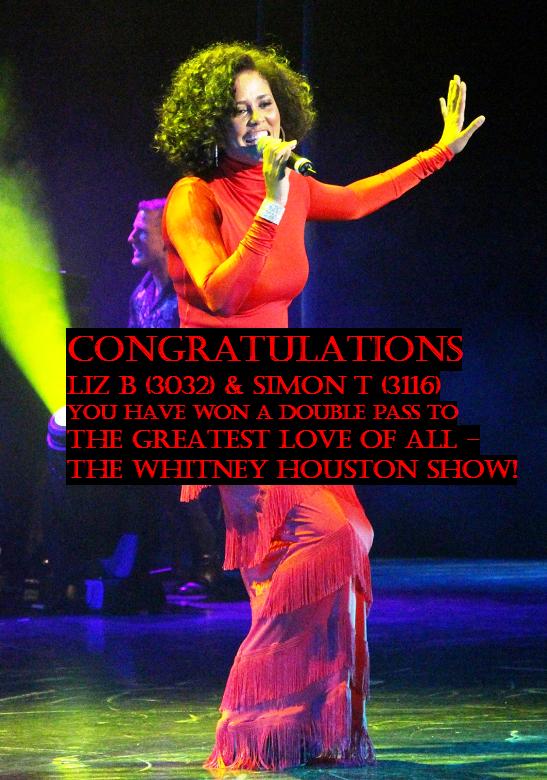 Whitney Winners