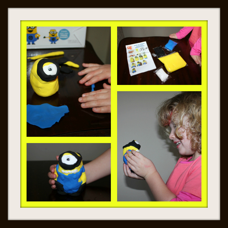 Just Craft Clay Minion