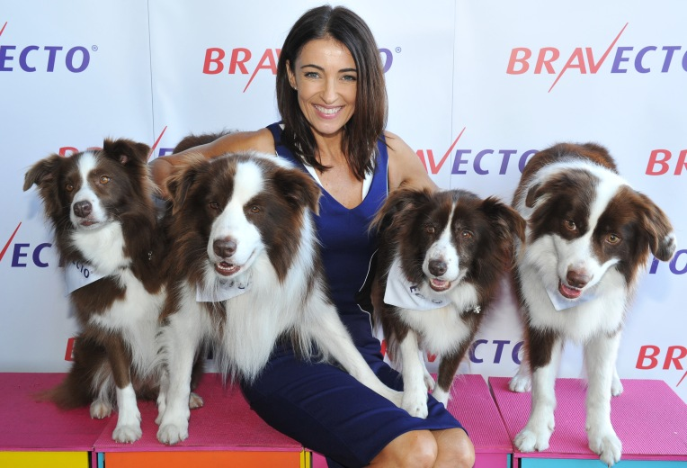 Dr Katrina Warren & The Wonderdogs BRAVECTO FLEA & TICK PREVENTION LAUNCH & LUNCH SYDNEY FLYING FISH RESTAURANT, PYRMONT FRIDAY 24TH APRIL, 2015 PHOTOGRAPHER: BELINDA ROLLAND © 2015