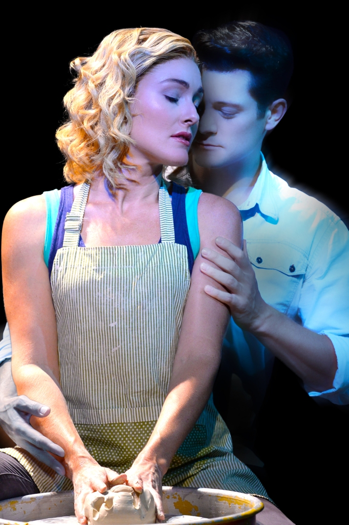 Jemma Rix and Rob Mills will star in Ghost The Musical.