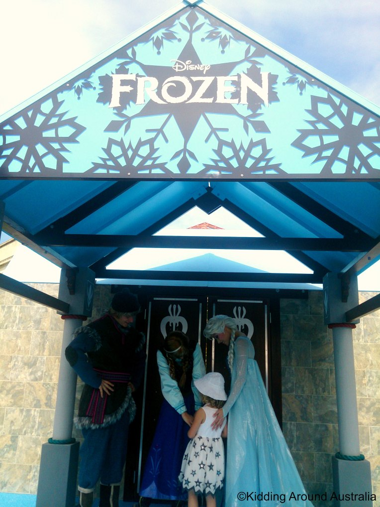 disney frozen 5