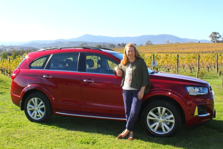 Holden Captiva at Oakridge Winery.jpg