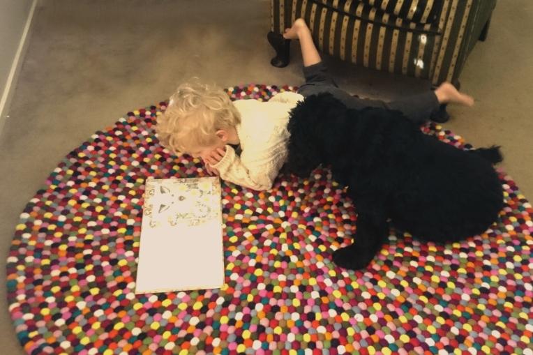 felt ball rug 3