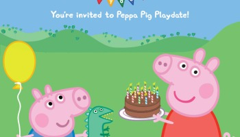 Peppa Pig Playdate A Paradise For Peppa S Littlest Fans Kidding