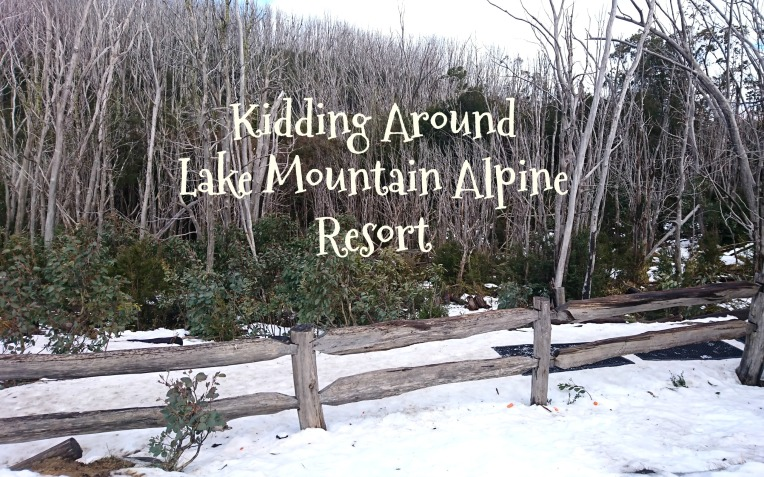 Lake Mountain Alpine Resort