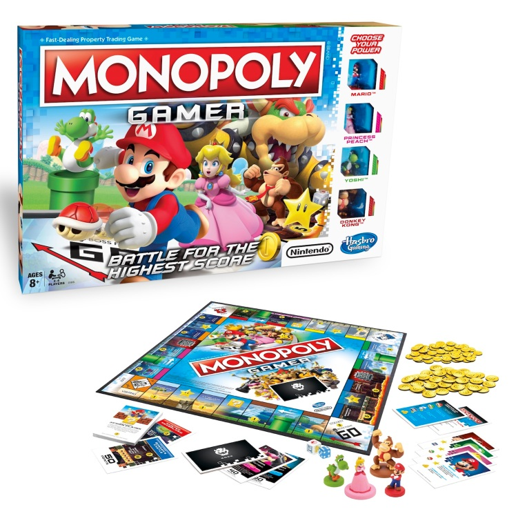 Monopoly Gamer MainBoard