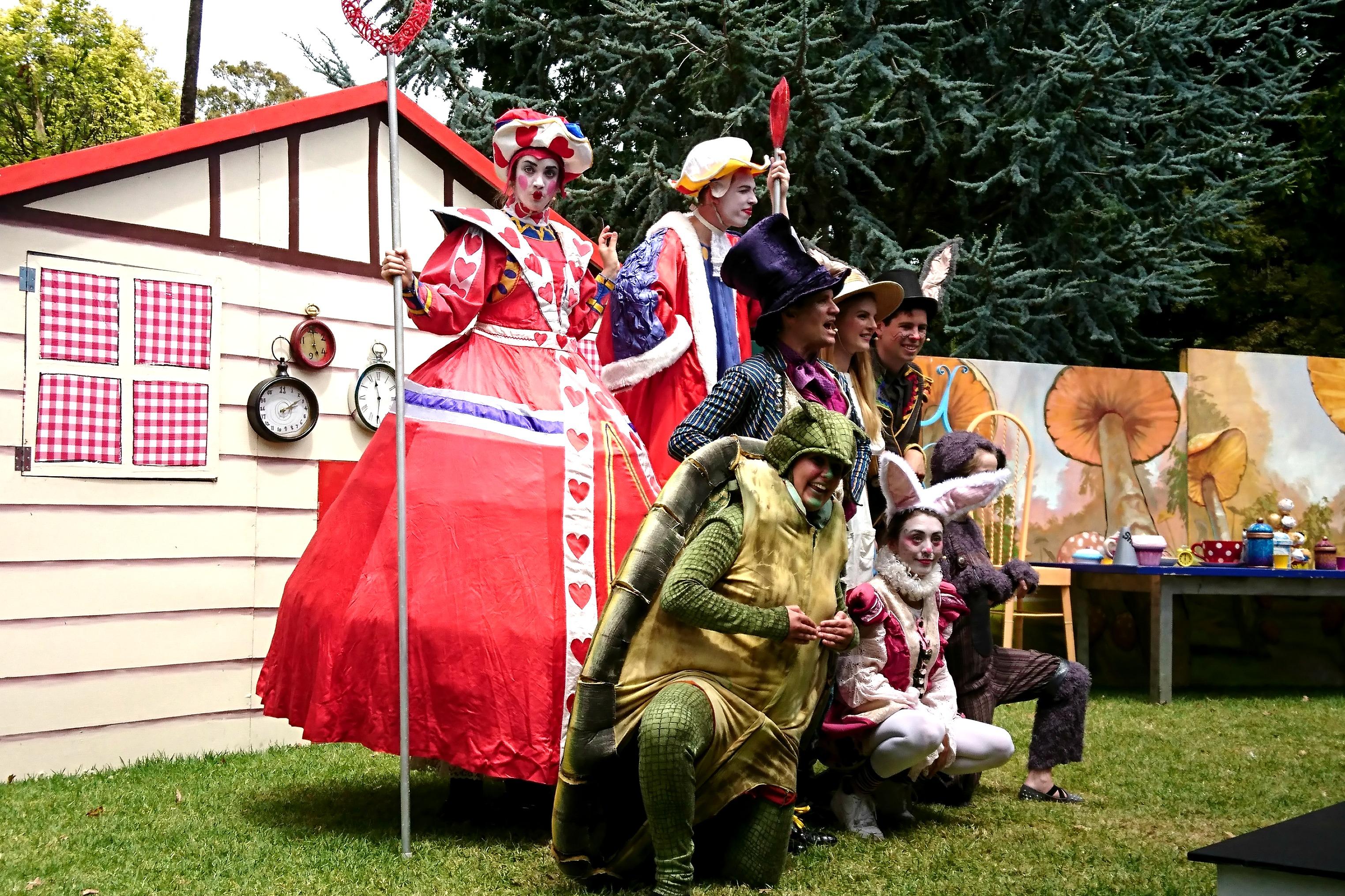 Alice in Wonderland 2 & Alice in Wonderland u2013 The Australian Shakespeare Company u2013 Kidding ...