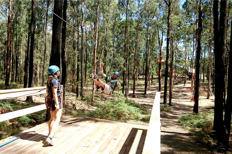 Kinglake Forest Adventures 13