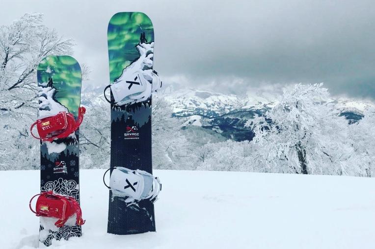 snowchasers japan