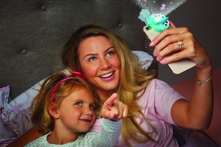 Moonlite Creator Natalie Rebot and daughter Chloe KAA